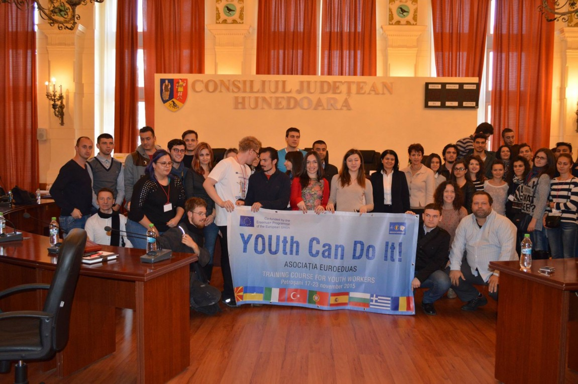 YOUTH CAN DO IT / Petrosani - Romania